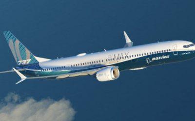Boeing exibe MAX Momentum no Record Paris Air Show