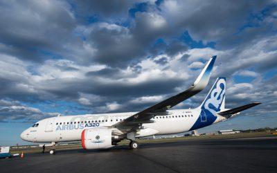S7 recebe A320neo – Pratt & Whitney PurePower® Engines