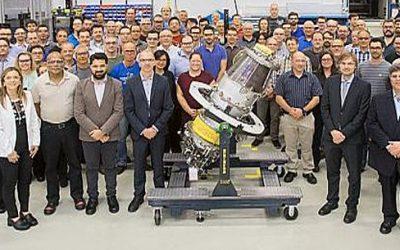 Pratt & Whitney Canada recebe a certificação Transport Canada para o seu motor PT6C-67A