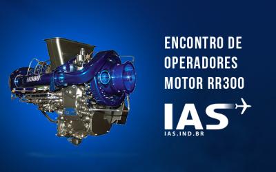 Encontro de Operadores Motor RR300