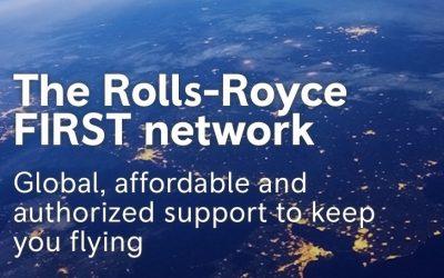 Rolls-Royce FIRST network
