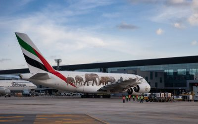 Airbus A380 completa um ano de operações no Brasil
