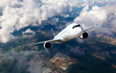Em fevereiro, demanda por voos domésticos no Brasil subiu em 5,7%