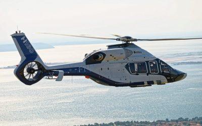 Redução no número de acidentes com helicópteros em 2019