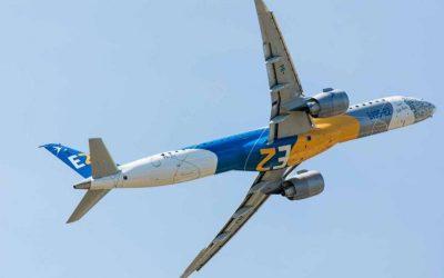 Embraer e Boeing assinam memorando para joint venture em aviação comercial