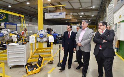 Governo de Minas Gerais realiza à IAS
