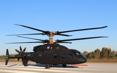 Boeing e Sikorsky revelam o helicóptero avançado Defiant