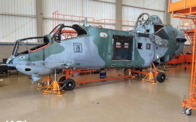 Revisão Helicóptero de ataque Mi35M FAB