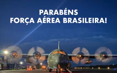 80 anos da Força Aérea Brasileira