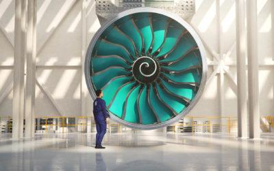 Rolls-Royce começou oficialmente a construir o maior motor aeronáutico do mundo