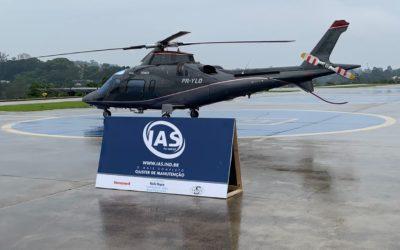 IAS tem presença confirmada na Heli XP 2021!